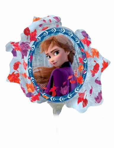 Ballon aluminium Elsa et Anna La Reine des Neiges 2™ 36 cm -1