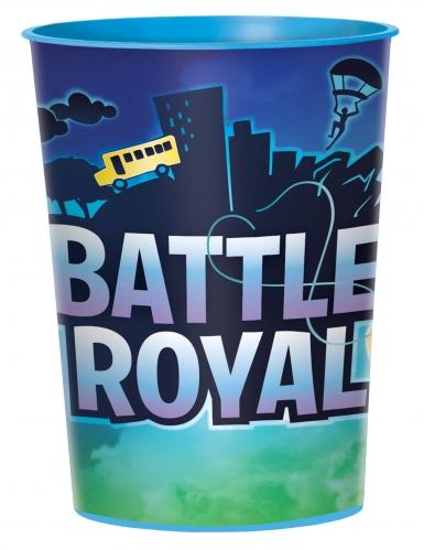 Gobelet en plastique battle royale 473 ml