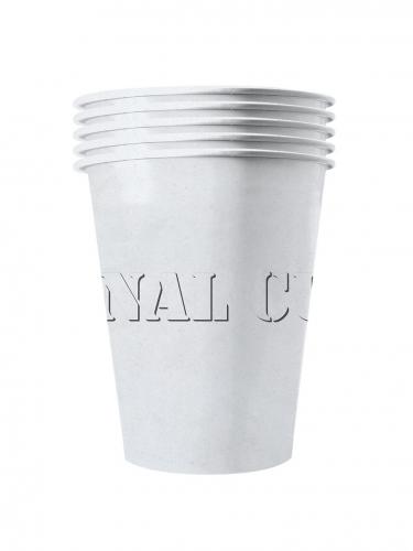 20 Gobelets américains carton recyclable blancs 53 cl