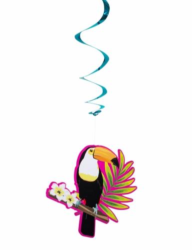 2 Suspensions spirales toucan 85 cm-2
