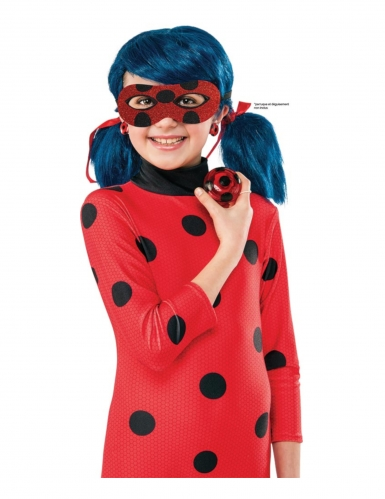 Set 4 accessoires Miraculous Ladybug™ enfant