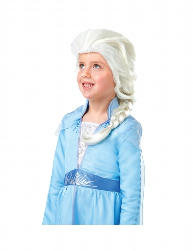 Perruque Elsa La Reine des Neiges 2™ fille