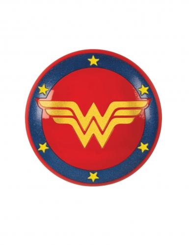 Bouclier PVC Wonder Woman Super Hero Girls™ enfant