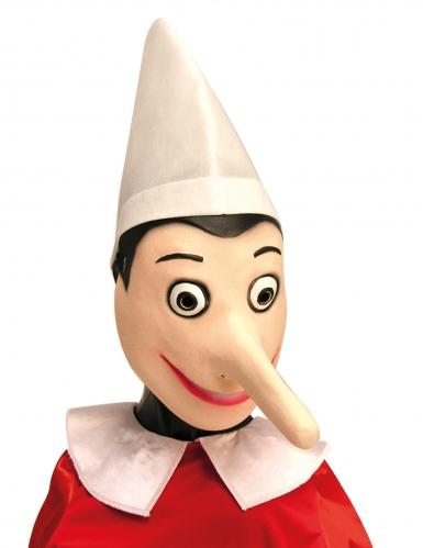 Masque latex Pinocchio™ adulte