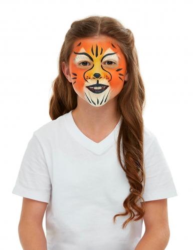 Kit maquillage et accessoires tigre enfant-3