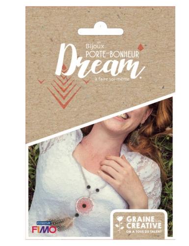 Kit bijoux porte-bonheur parure attrape rêves