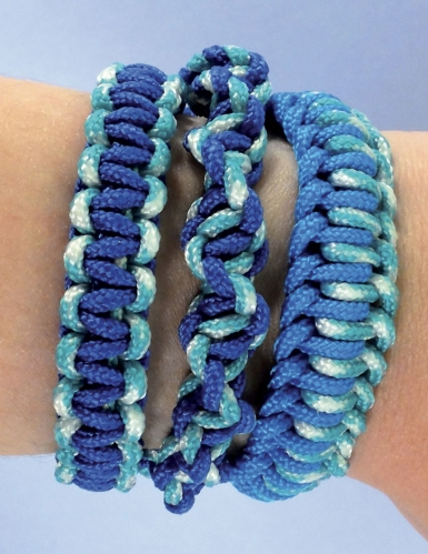 Kit Créacord® bracelets Océan 11 x 13 cm-1