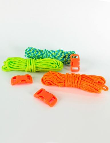 Kit Créacord® bracelets Tropiques 11 x 13 cm-1