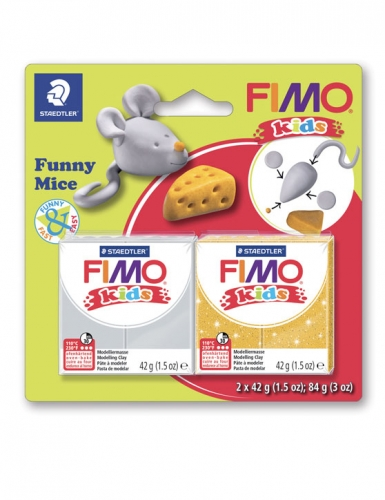 Kit pâte FIMO® Souris