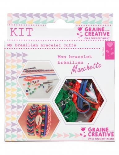 Kit bracelets à assembler Tropiques 11 x 13 cm