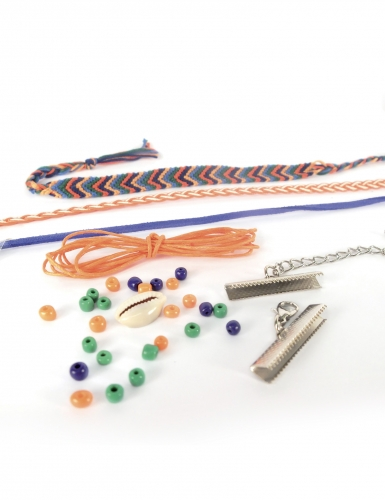 Kit bracelets à assembler Tropiques 11 x 13 cm-1