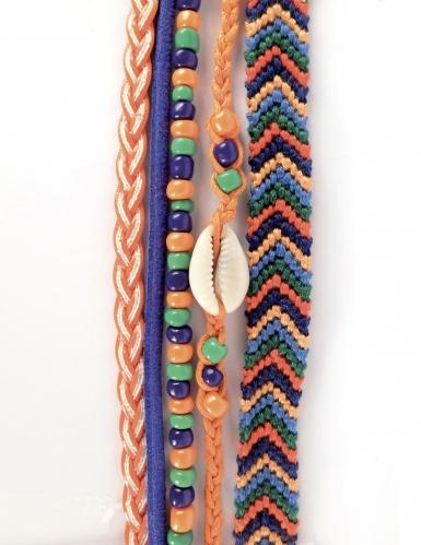 Kit bracelets à assembler Tropiques 11 x 13 cm-4