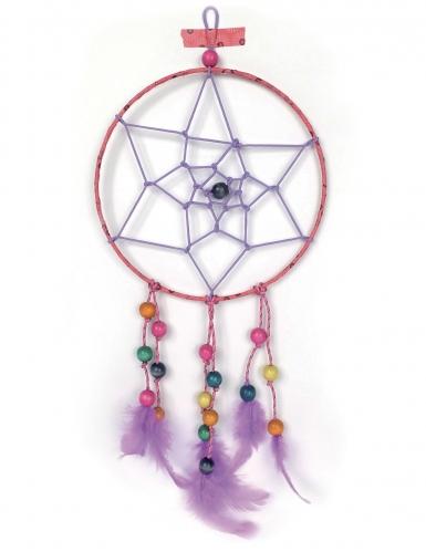 Kit attrape-rêves Créacord® Multicolore-1