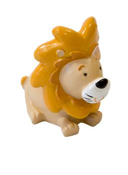 Figurine en résine Lion 4 cm x 5,5 cm