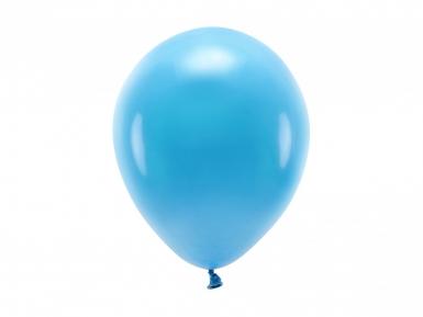 10 Ballons en latex pastel turquoise 26 cm