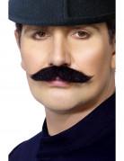 Moustache agent de police anglais adulte