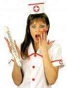 Thermomètre géant d'infirmière