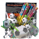 Assortiment Gadgets football