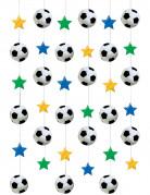 Décoration à suspendre football
