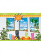 3 Décorations murales plages