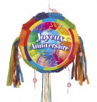 Piñata Joyeux Anniversaire