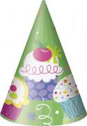 8 Chapeaux Cupcake Party