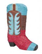 Piñata Botte de cowboy 46 x 34 cm