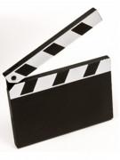 Marque-place clap de cinéma 8 cm x 6,2 cm