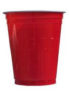 20 Gobelets américains rouges 53cl