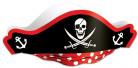 Chapeau noir pirate