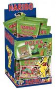 Mini sachet  bonbons Haribo polka