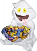 Pot à bonbons fantôme Halloween