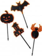 24 Pics Halloween 8cm