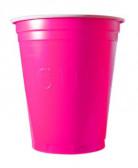 20 Gobelets Américains Original Cup rose 53 cl