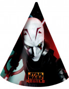 6 Chapeaux de fête Star Wars Rebels™