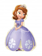 Ballon aluminium Princesse Sofia ™ 40 cm