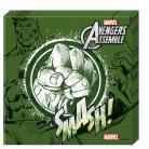 20 Serviettes en papier Avengers™ 33 x 33 cm