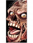 Décoration de porte zombie 76 x 152 cm