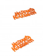 Confettis de table Happy Halloween 5 x 2 cm 10 gr