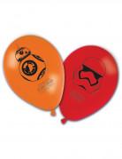 8 Ballons imprimés Star Wars VII ™