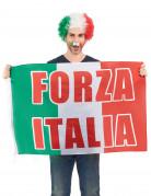 Drapeau supporter italien Forza Italia 70 x 90 cm
