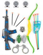 Kit Militaire enfant en plastique