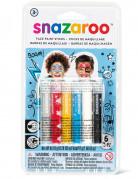 6 Sticks maquillage garçon Snazaroo™