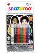 6 Sticks maquillage mixte Snazaroo™ Halloween