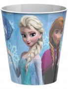 Verre en plastique La Reine des Neiges™ 25 cl