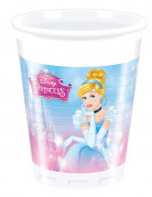 8 Gobelets en plastique Princesses Disney™ 20 cl