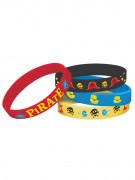 4 Bracelets Pirate