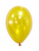 50 Ballons dorés métallisés 30 cm
