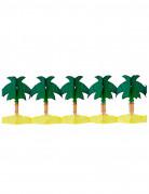 Guirlande papier palmier 4 m