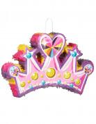 Piñata diadème de princesse 61 x 41 cm